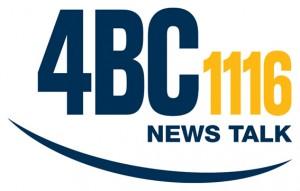 Brett McFall - LIVE on 4BC
