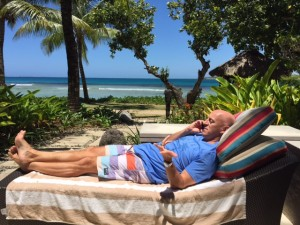 Brett McFall LIVE from Fiji