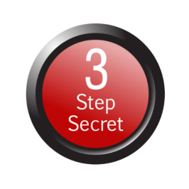 3 Step Secret